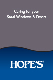 Caring for your Steel Windows and Doors