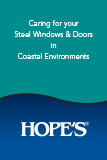 Caring for your Steel Windows and Doors in Coastal Environments
