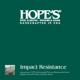 Impact Resistance Booklet