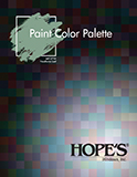 Hope's Paint Color Palette