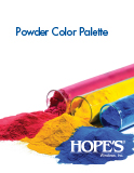 Hope's Powder Color Palette