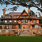 Lakefront Home in NY